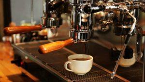 การชงกาแฟแบบใช้ความดัน