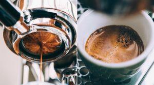 การชงกาแฟแบบใช้แรงดัน