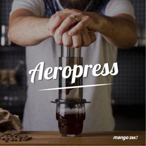 การชงกาแฟแบบ Aeropress
