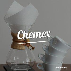 การชงกาแฟแบบ Chemex
