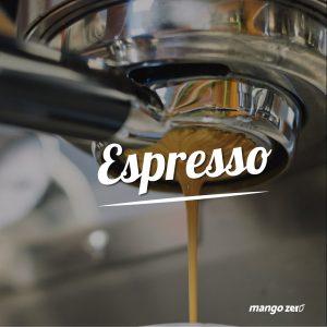 ชงกาแฟแบบ Espresso