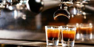 การชงกาแฟเอสเพรสโซ่