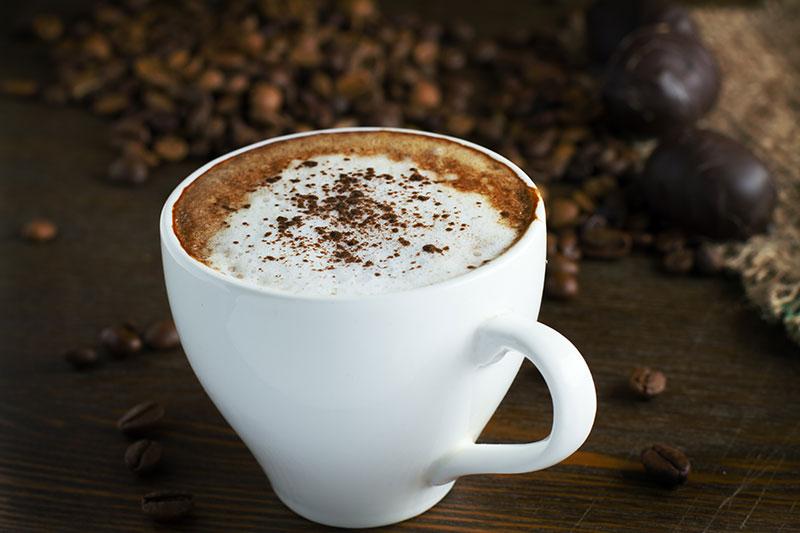 Cappuccino (คาปูชิโน)